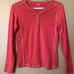 Women's Colombian long sleeve with buttons